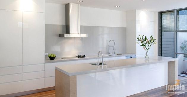Island kitchen 1 for Australian kitchen designs ideas